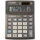 Калькулятор настольный Correct 12 разрядов двойное питание черный SD-212